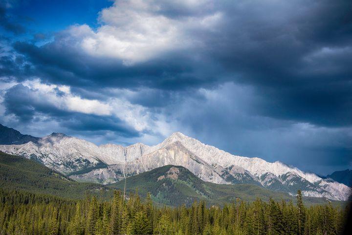 White Mountains Canada - Aspen Ridge Gallery