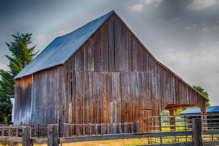 Slat Barn - Aspen Ridge Gallery