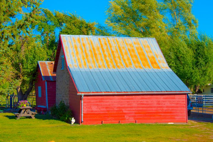 Downtown Midway Barn - Aspen Ridge Gallery