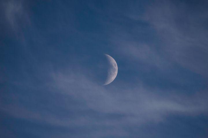 Quarter Moon - Aspen Ridge Gallery