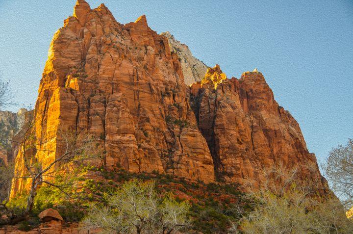Zions National Park 1 - Aspen Ridge Gallery
