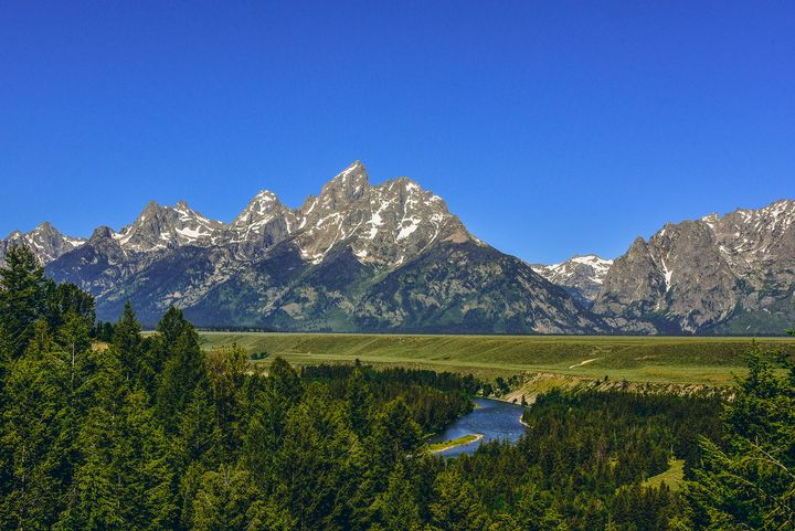 Grand Teton National Park - Aspen Ridge Gallery