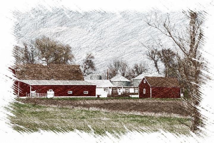Utah Farm in Midway, Utah - Aspen Ridge Gallery