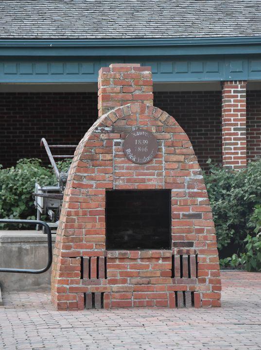 Nauvoo Historic Brick Kilm - Aspen Ridge Gallery