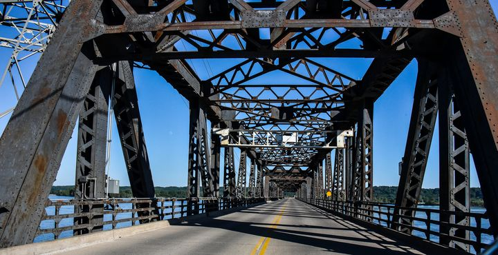Historic Railroad Bridge - Aspen Ridge Gallery