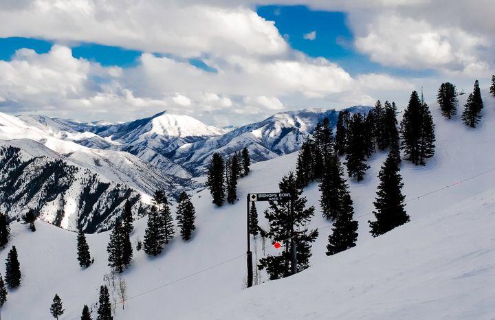 Bishop's Bowl Sundance Utah - Aspen Ridge Gallery
