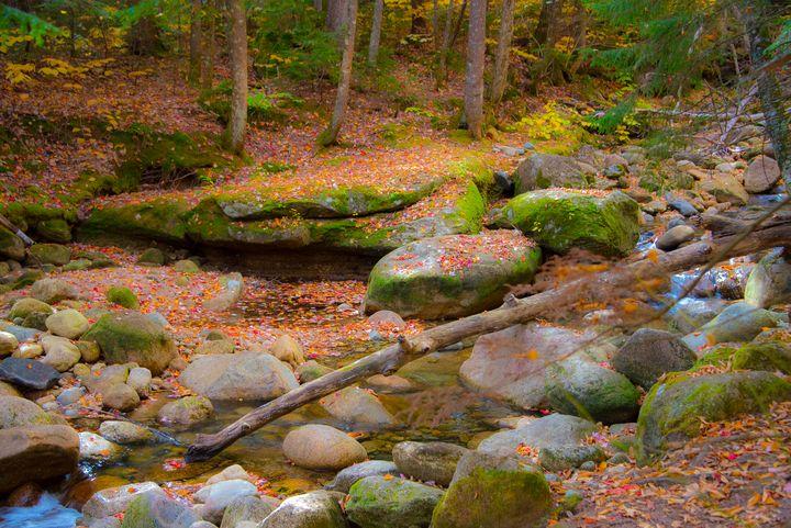 Sabbaday Brook, New Hampshire - Aspen Ridge Gallery