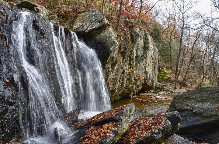 Kilgore Falls in Maryland - Aspen Ridge Gallery