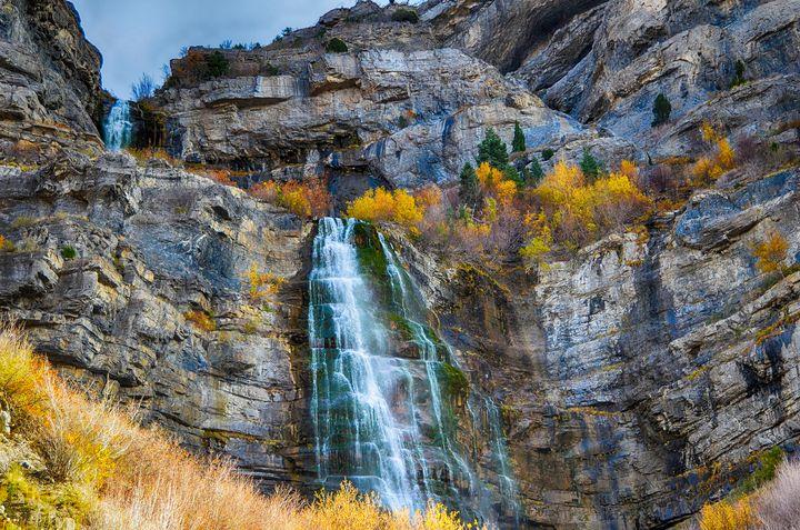 Bridal Veil Falls, Utah - Aspen Ridge Gallery