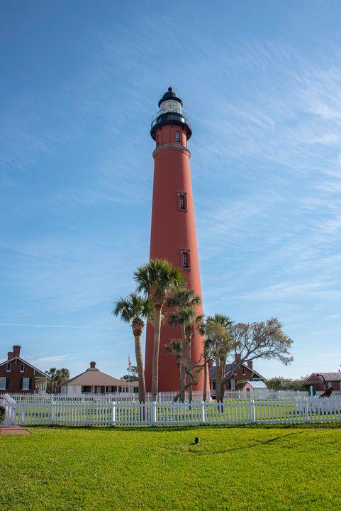 Ponce de Leon Inlet Lighthouse - Aspen Ridge Gallery