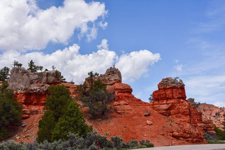 Red Canyon 2 - Aspen Ridge Gallery