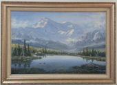 Alaskan Shane Lamb paintings
