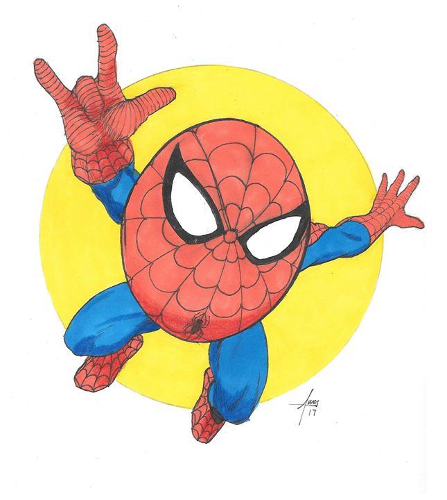 Spider-man - Illustrations