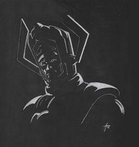 Galactus Noir