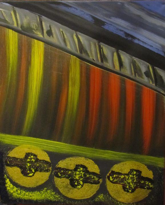 Rail Car - Frederick Agnew
