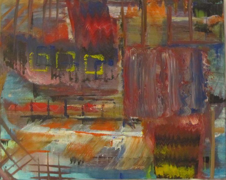 Burnt - Frederick Agnew