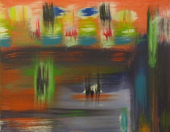Day glow - Frederick Agnew