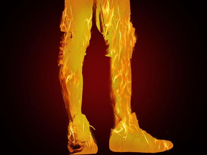 Fire - Art