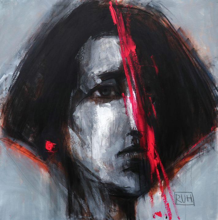 Portrait - Ruh Zadeh