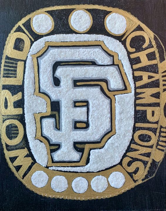 San Francisco Giants World Champions - Shuki International Art