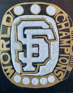 San Francisco Giants World Champions