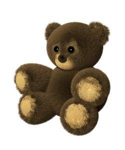 Teddy bear, isolated