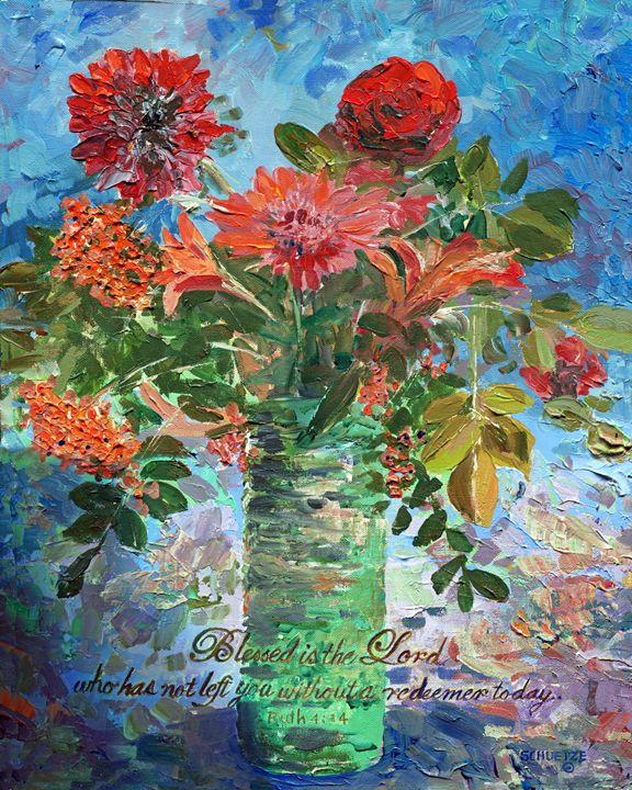 Blessed - Sharon Schuetze Fine Art