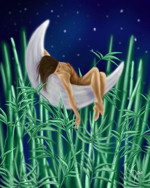 Dormir na rede - KatSerio