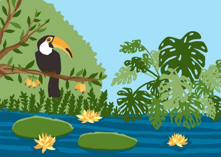 Toucan and Royal-Victories - KatSerio