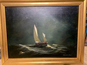 Marchington Sailboat