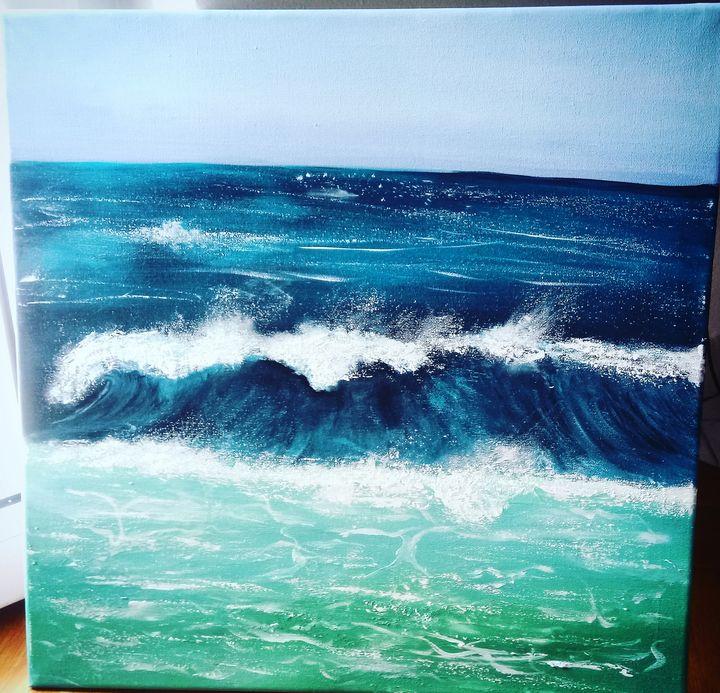 Deep sea - Gigi Garas Art