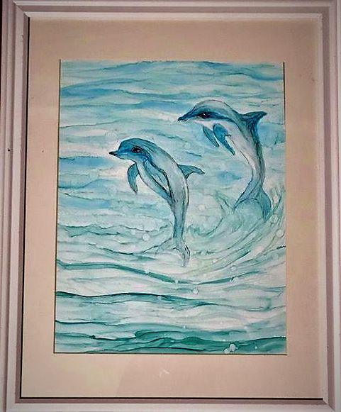 Dolphins - Wondering Star