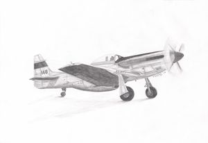 P-51 Pre-Flight