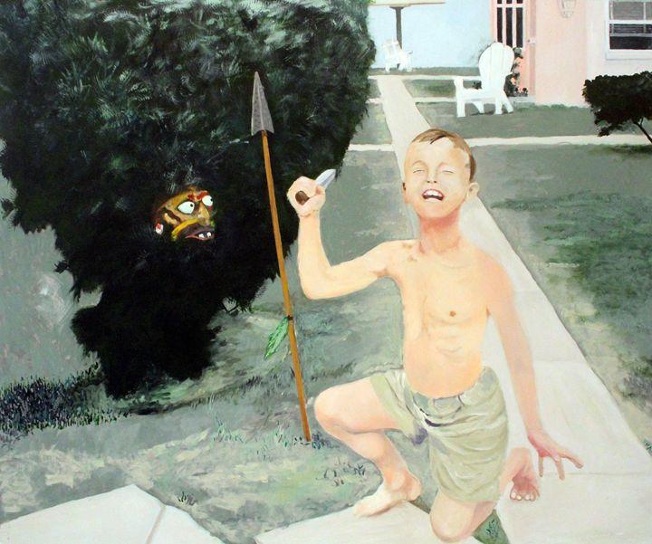 Casa Blanca - Ken Vrana Art
