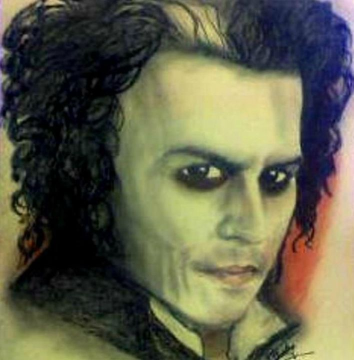 Demon Barber Sweeney Todd - JS ART Gallery