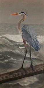 Blue Heron - ArtGal