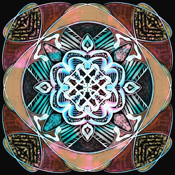 Pattern of colors - Pura Vida Visions