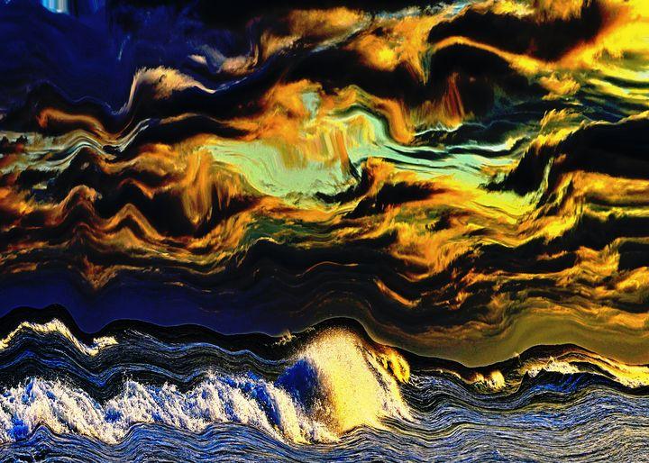 Storm front - Pura Vida Visions