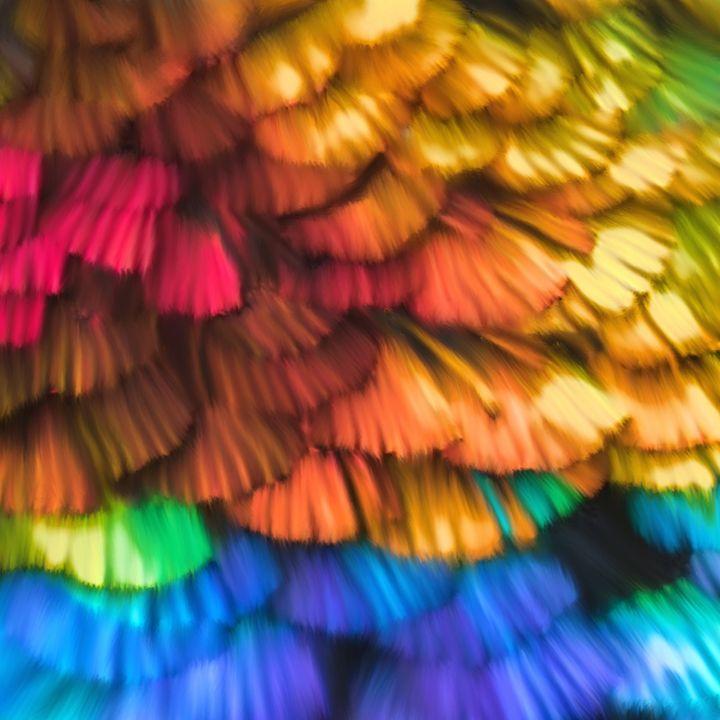 Flocked - Pura Vida Visions