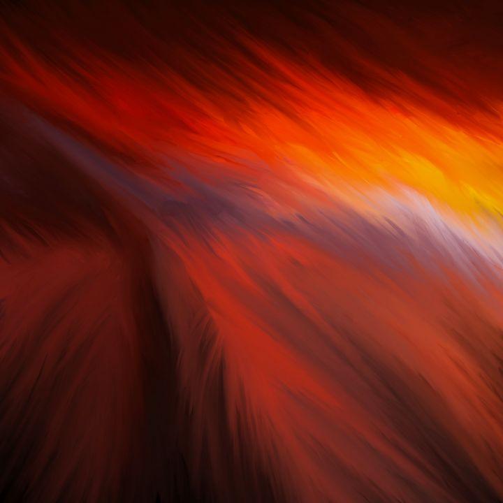 Flame feather - Pura Vida Visions