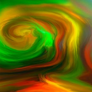 Nebulae rainbow