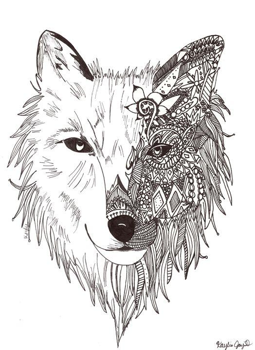 Wolf - KayliejoyD