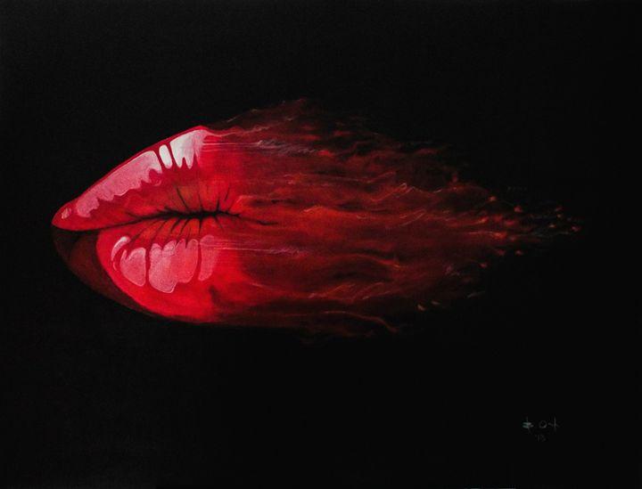 Blown Away - Barney Ortiz
