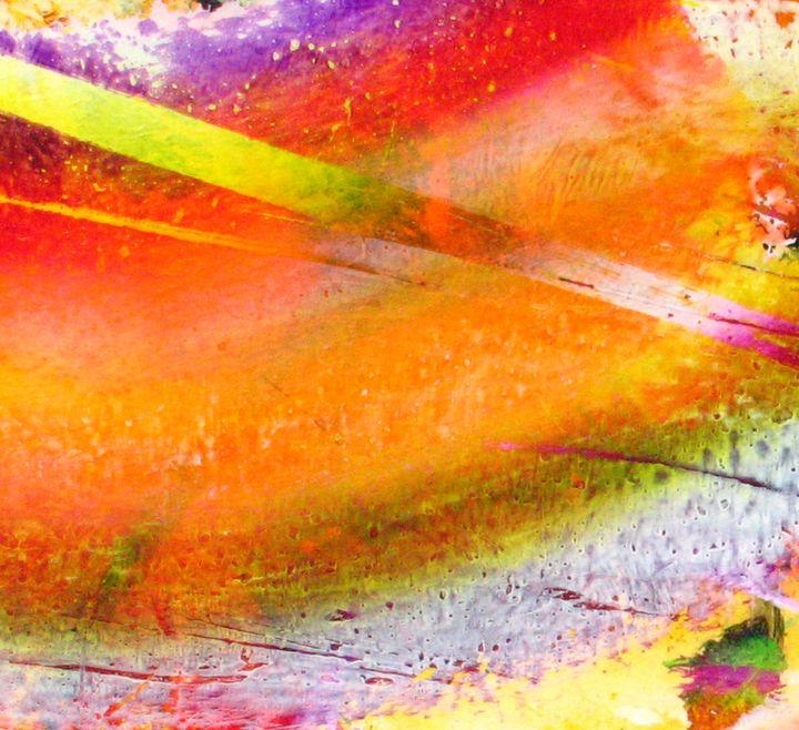 Abstract v-00382 - JBonifieldART