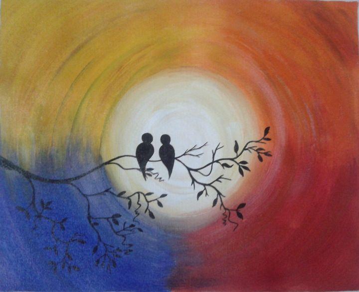 Love birds - GoColors