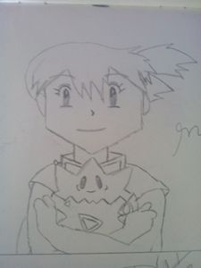 Misty (From Pokemon( !!! :)
