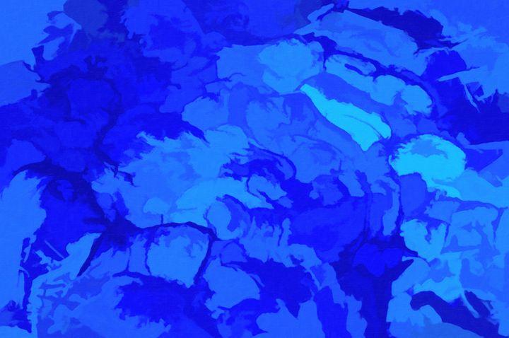 Moody Blue - Jill Nightingale