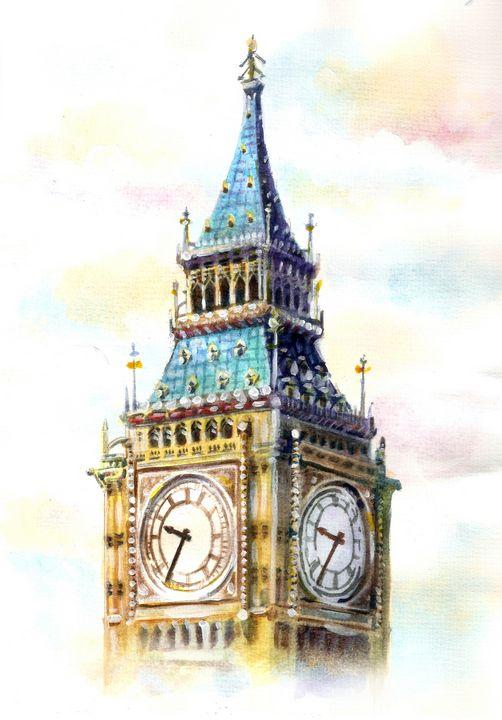 Big Ben - Trista🐟