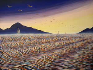 Wave Harmony - Cedric Xavier Colond