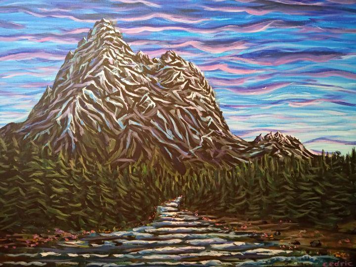 Enchanted Mountains - Cedric X
